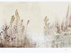 Bilde av Kunsttrykk Sommerlys - Elise Stalder