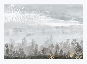 Bilde av Kunsttrykk Tid for stillhet 2 - Elise Stalder