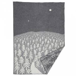 Bilde av Ullpledd House In The Forest grå